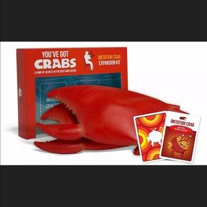 You've Got Crabs Imitation Crab EXPANSION PACK!